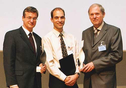 Verleihung des Löhnpreises 2004