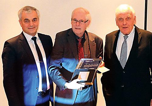 Verleihung des Steinbeispreises 2018